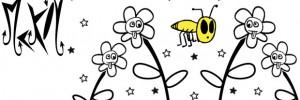 Camisetas de diseño para niños McKoy Little Punkys