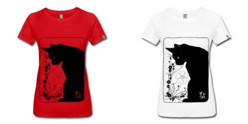 Camisetas de Diseño Cat McKoy - Tienda Online de Camisetas