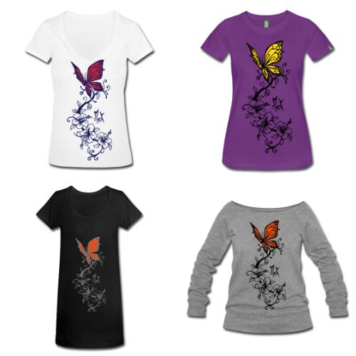 Camisetas de Diseño Tattoo McKoy - Tienda Online de Camisetas