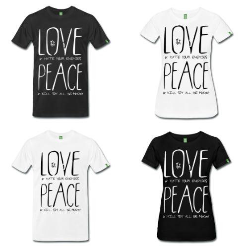 tienda de camisetas ingles
